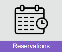 CCNY Libraries reservation button