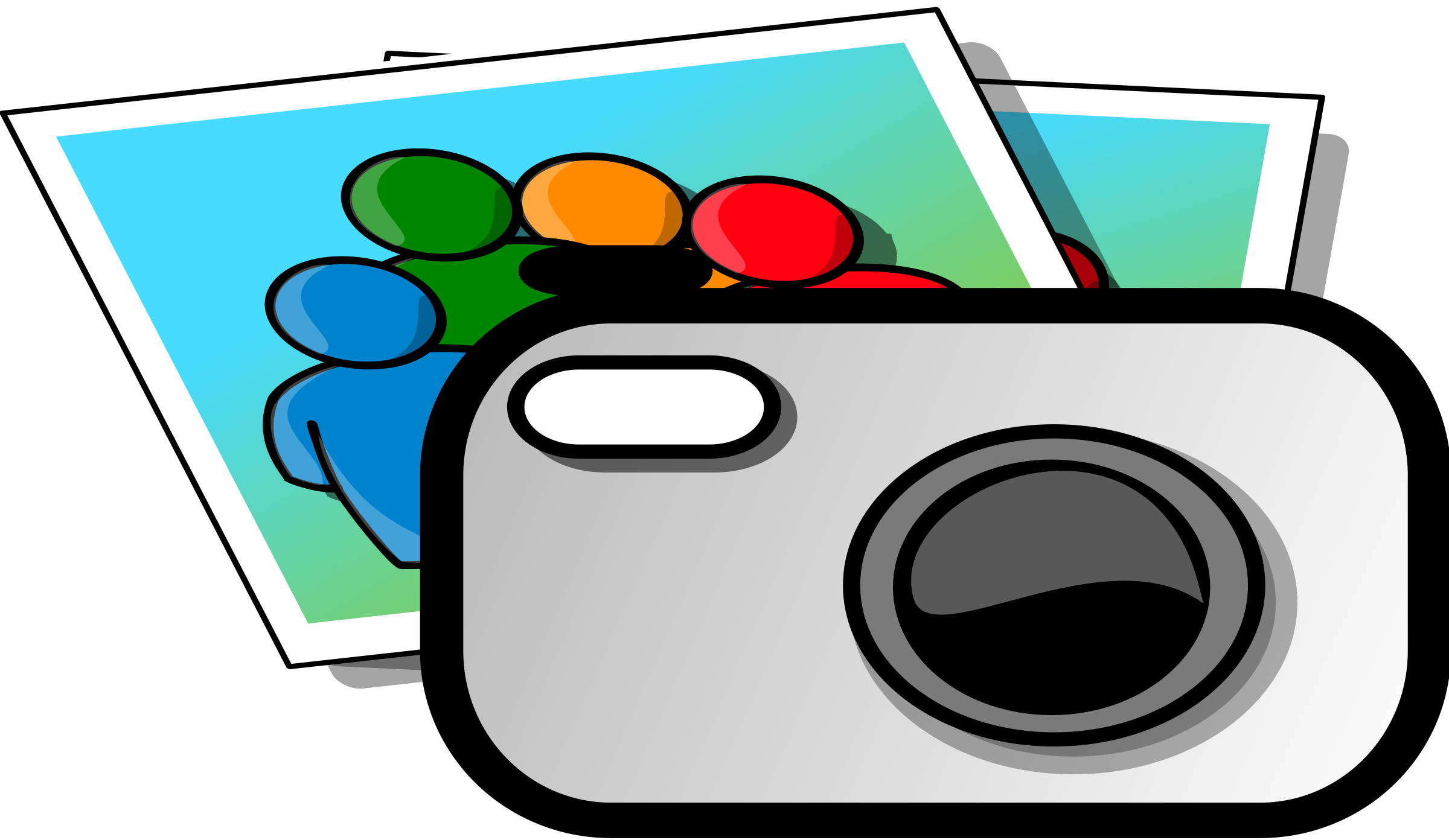 Photo icon -  by Anonymous - https://openclipart.org/detail/13098/photo-camera