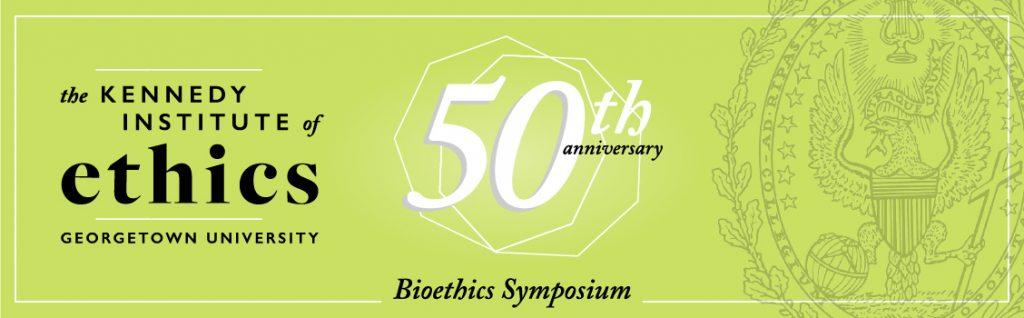 Kennedy Institute of Ethics Symposium