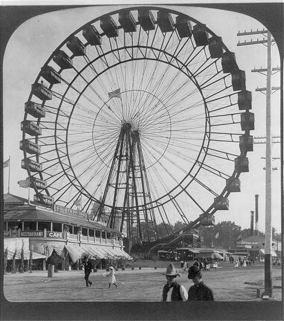 Ferris Wheel, St. Louis World's Fair