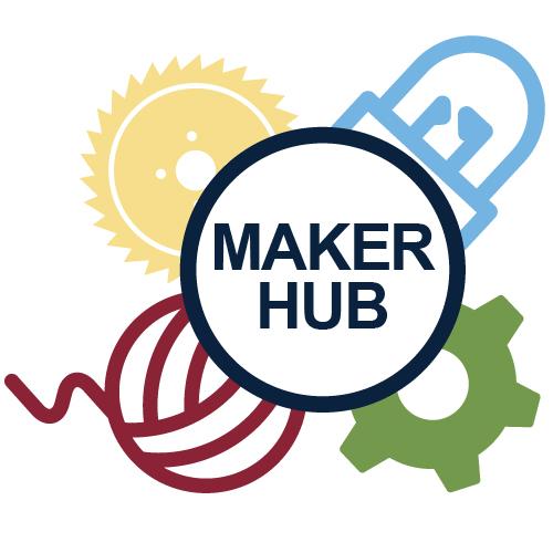 Maker Hub logo