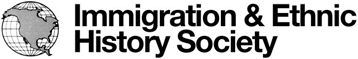 Immigration & Ethnic History Society Logo
