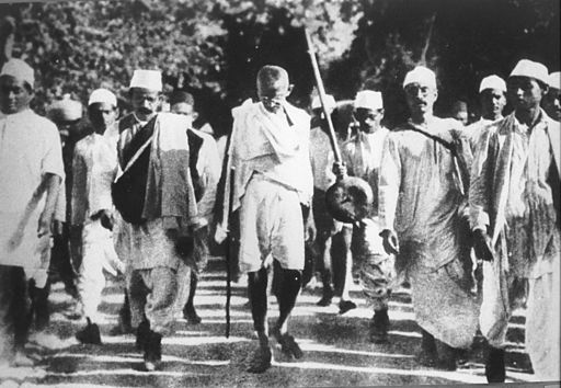 Gandhi's Salt March
