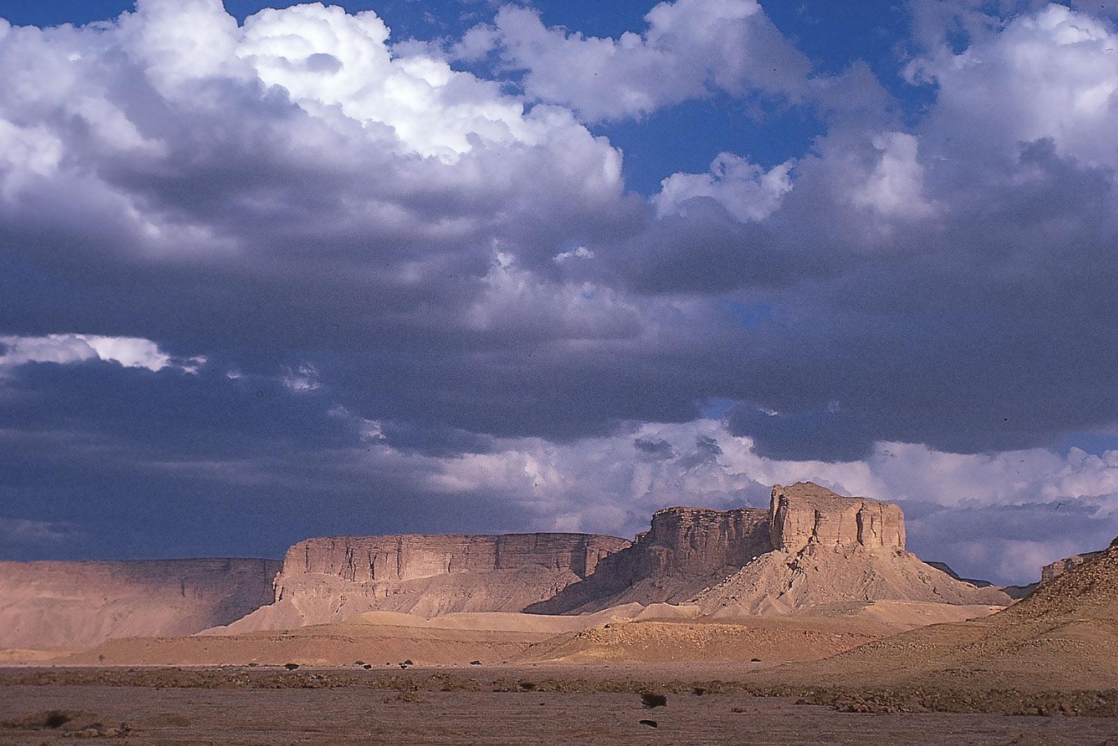Ṭuwayq Mountains