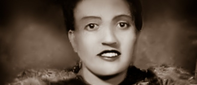 Face of Henrietta Lacks