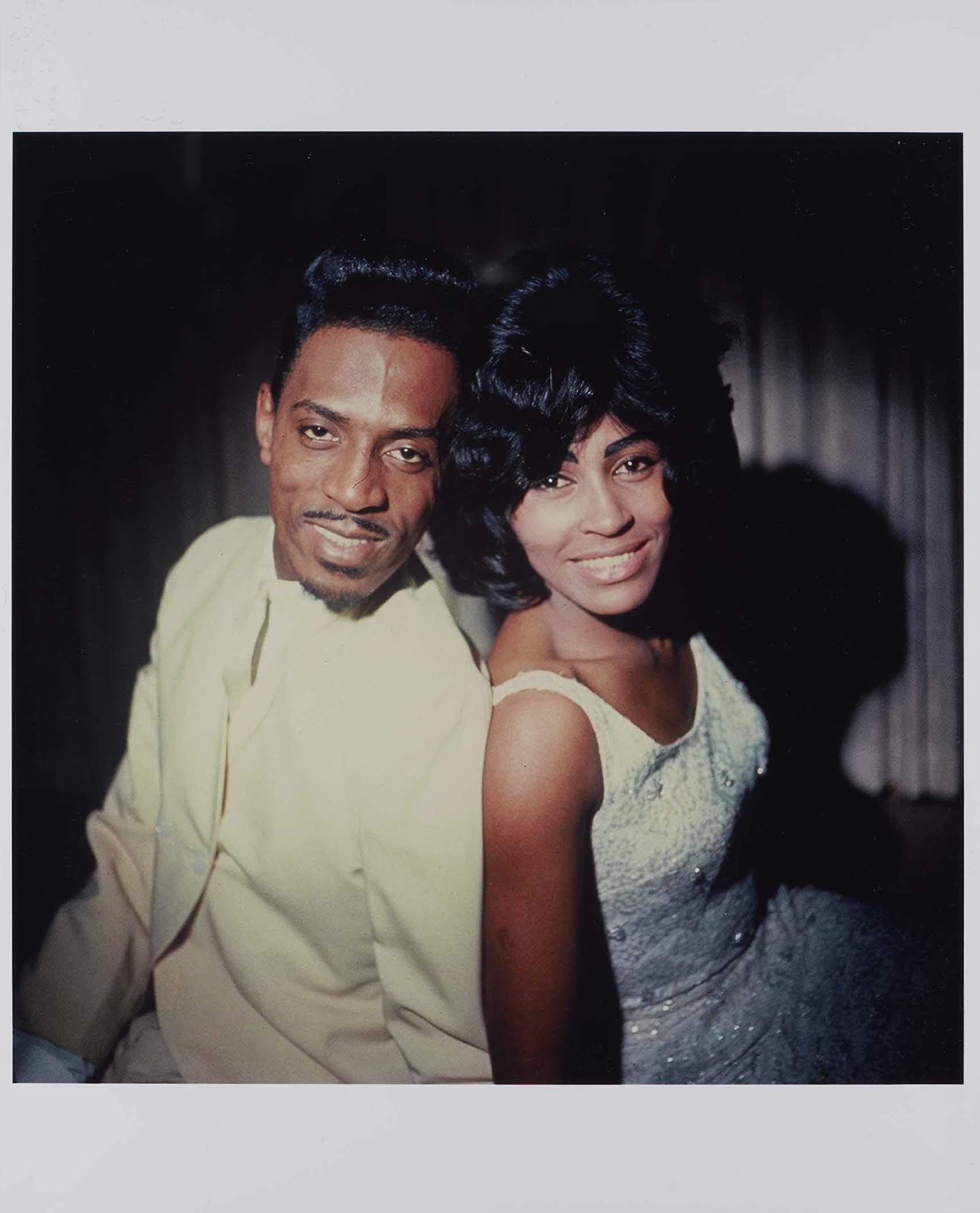 Ike and Tina Turner photo
