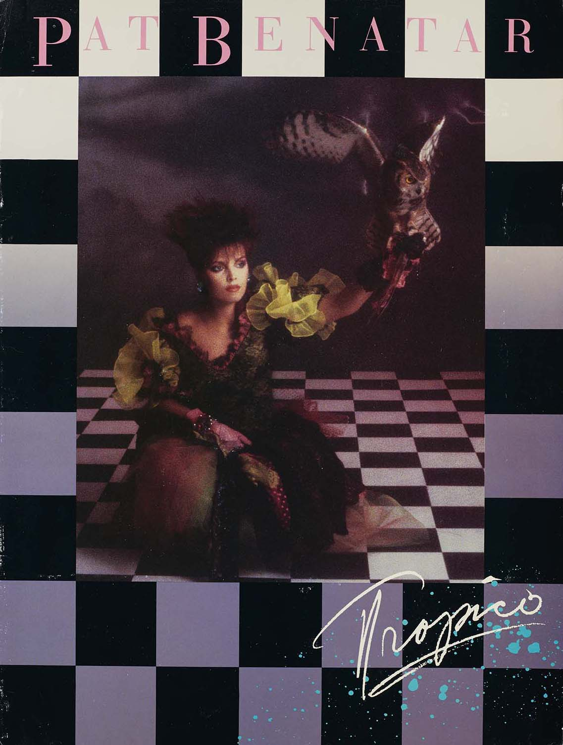 Pat Benatar Press Kit 1984