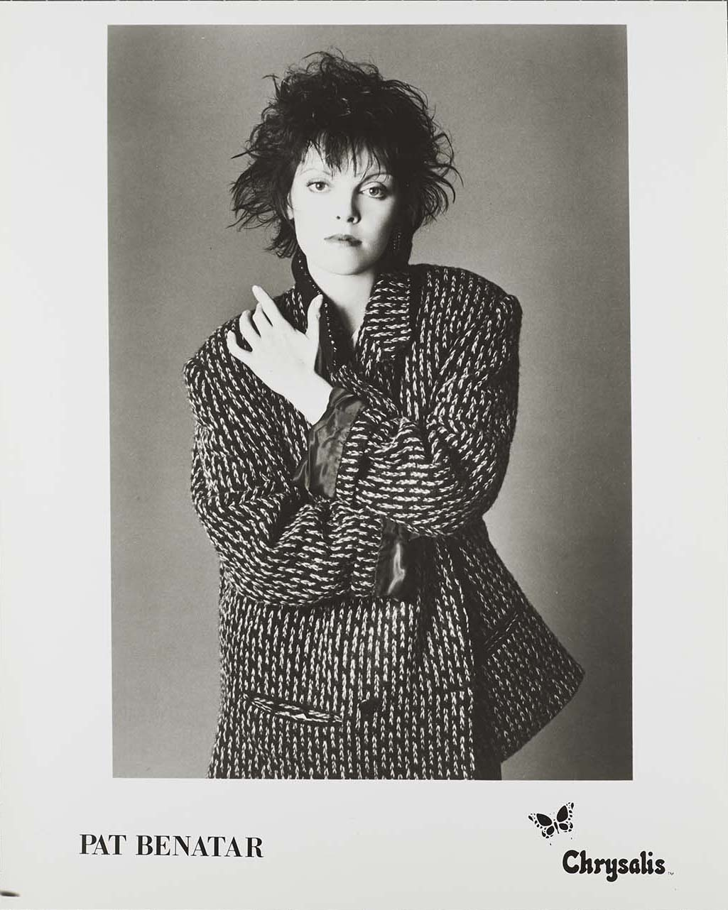 Pat Benatar promo photo