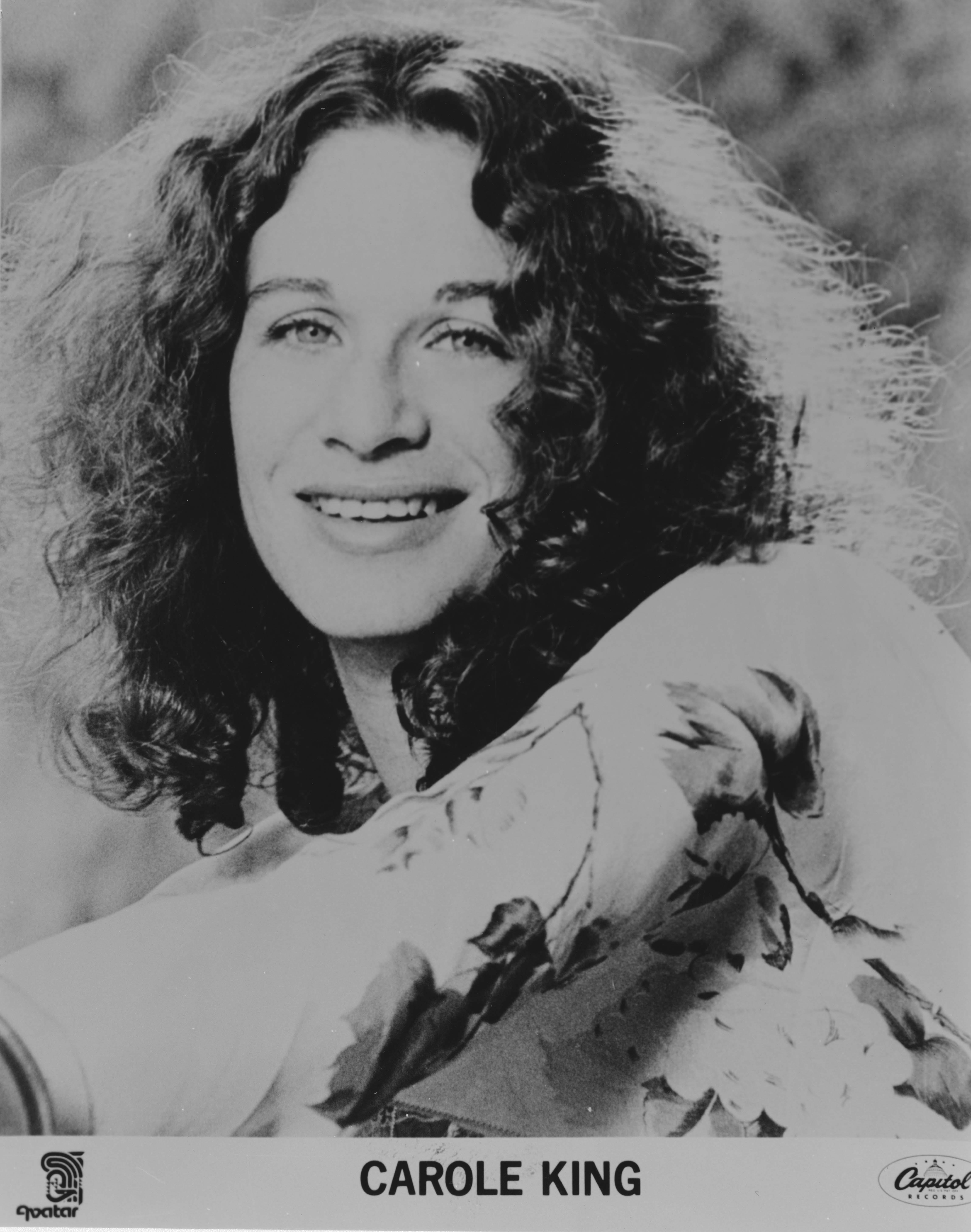 Carole King promo photo