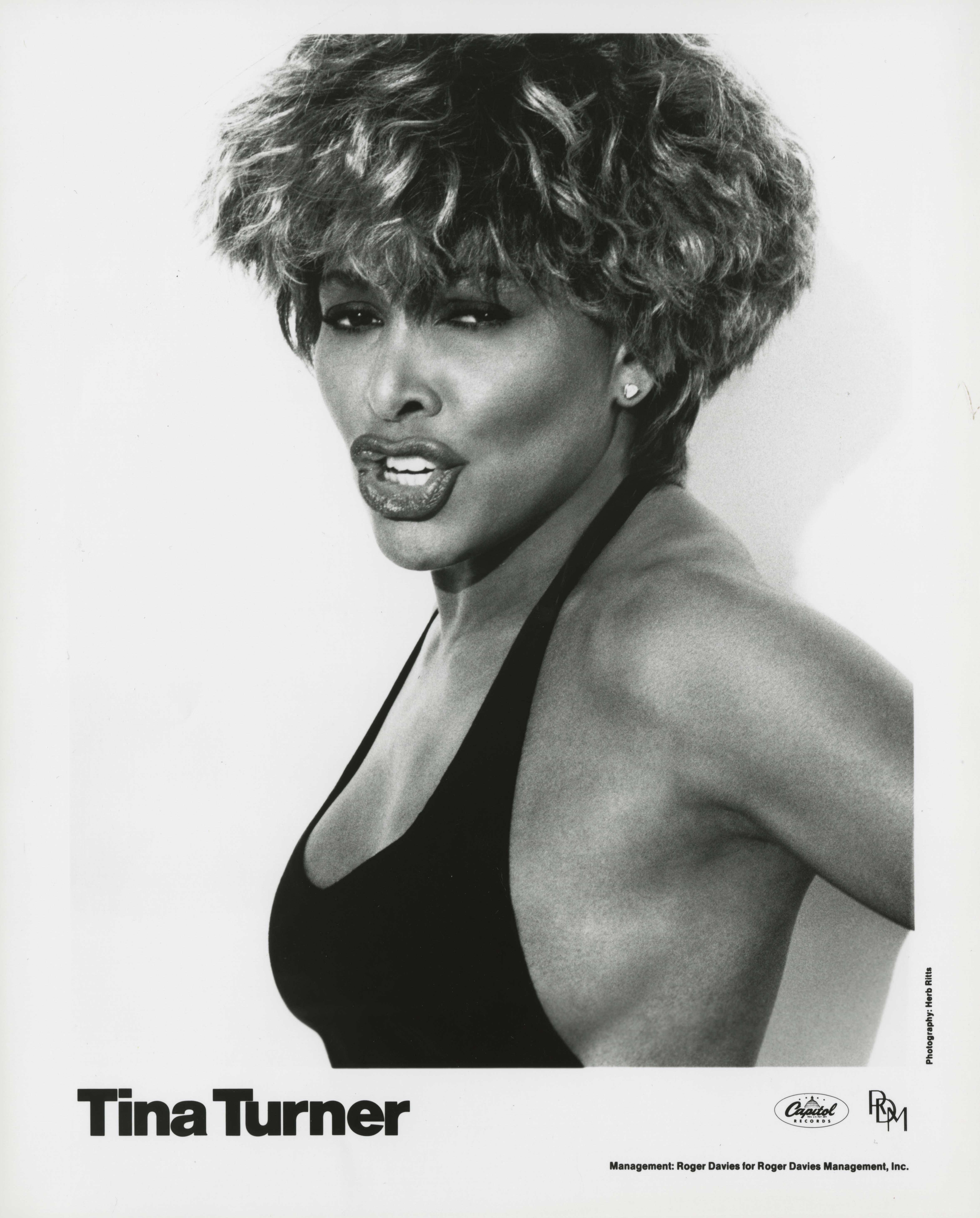 Tina Turner promo photo