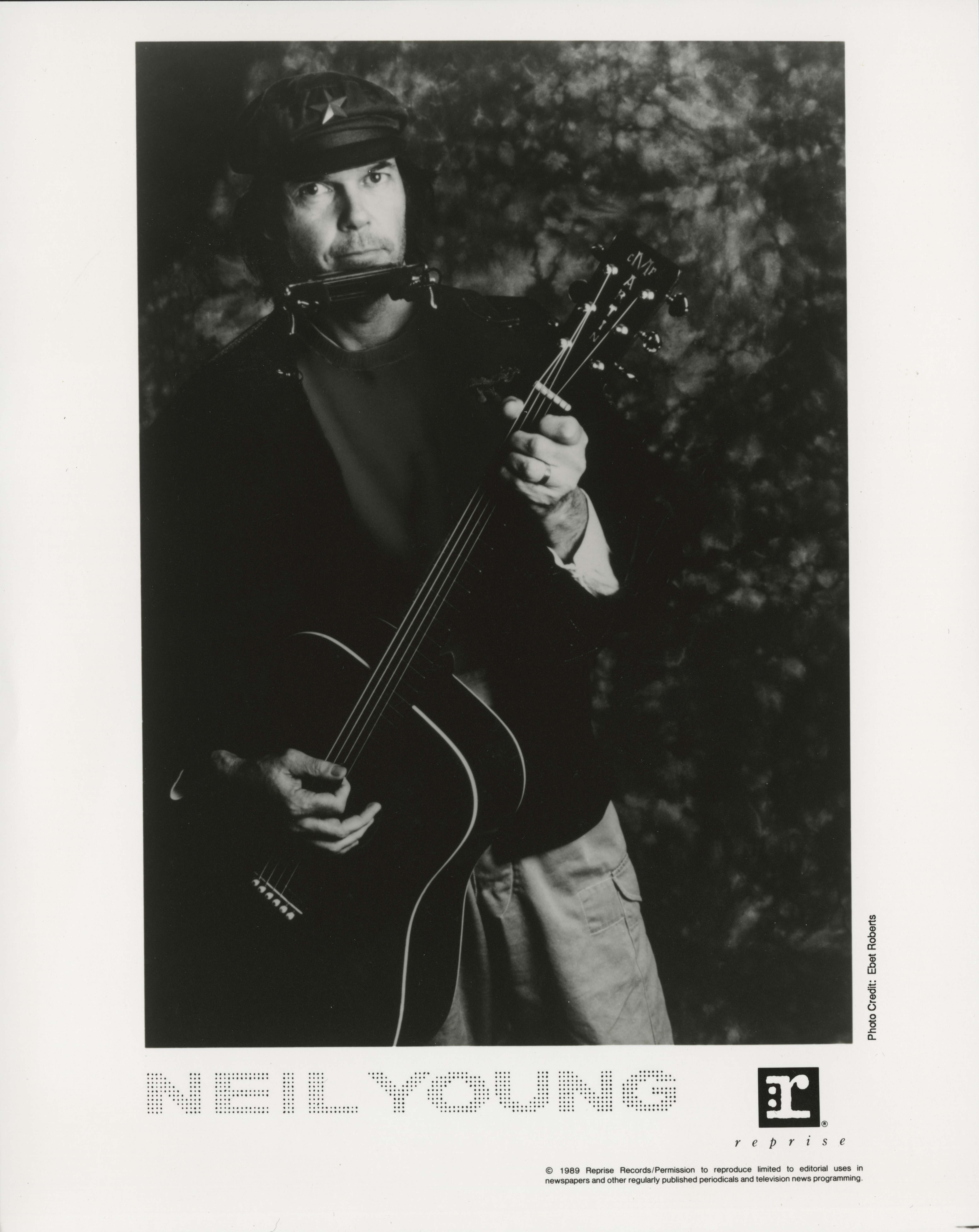 Neil Young promo