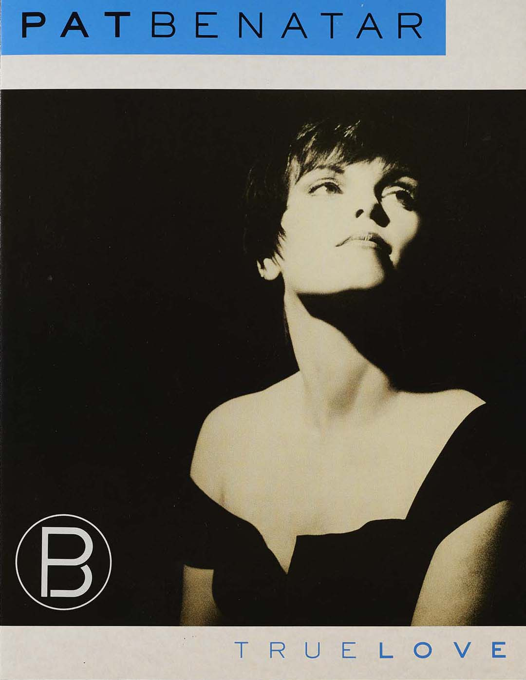 Pat Benatar Press Kit 1991