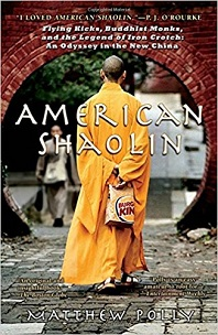 American Shaolin: Flying Kicks, Buddhist Monks