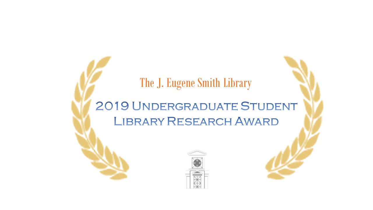 This is the title image of the Research Award.