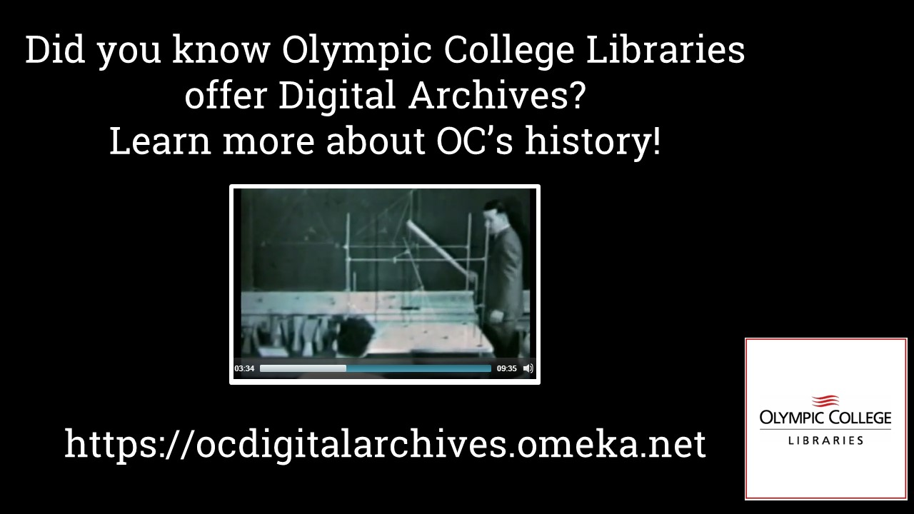 OC Libraries has a Digital Archive