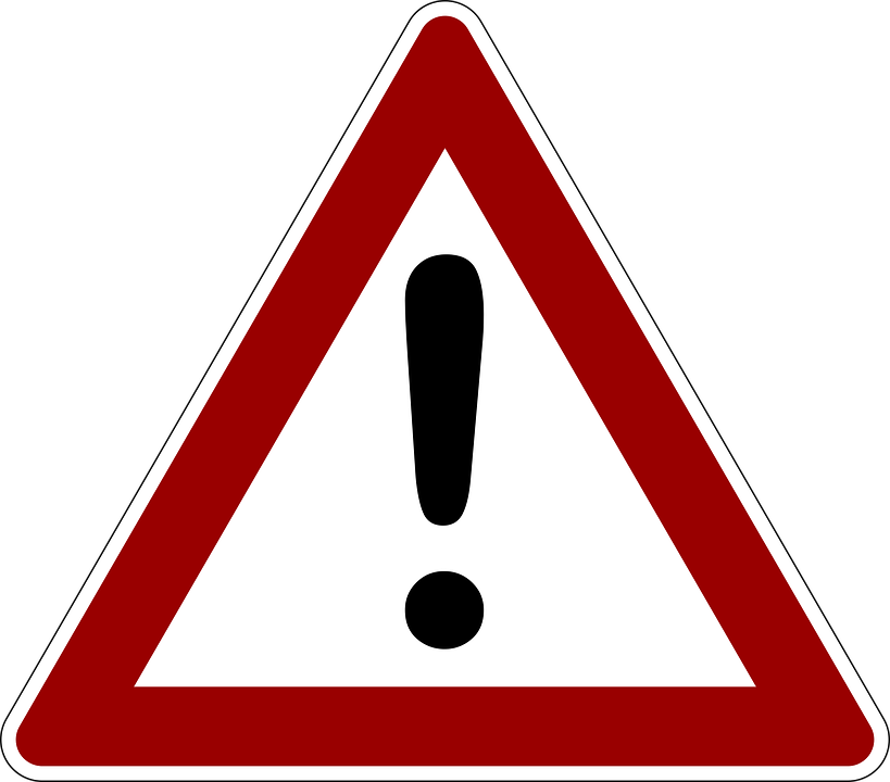 caution triangle