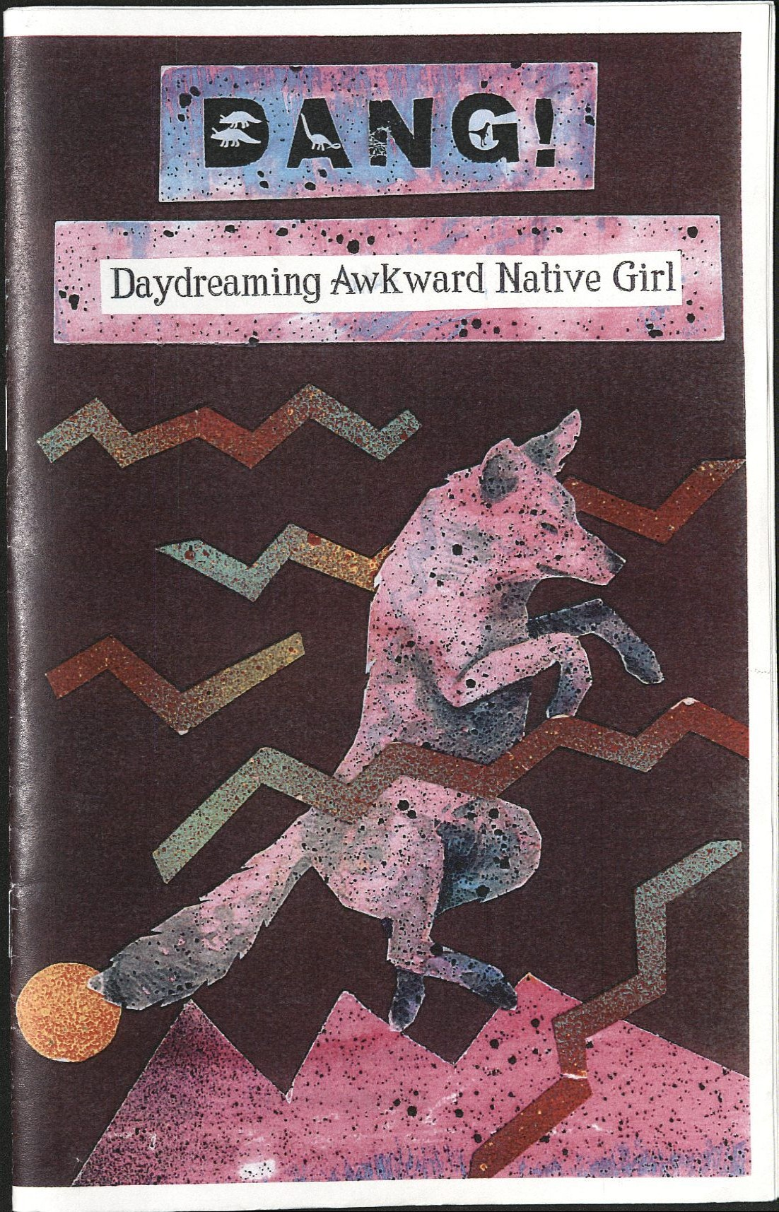 DANG! (Daydreaming Awkward Native Girl) Vol. 1