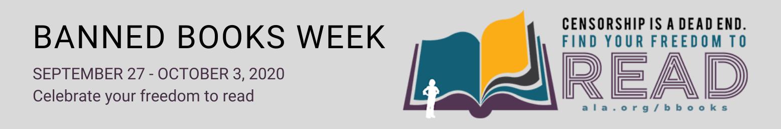 Banned Books Week 2020