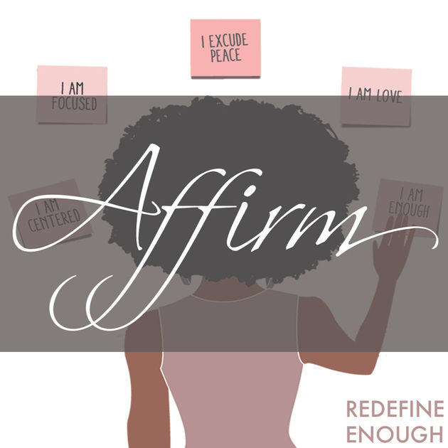 Affirm cover art