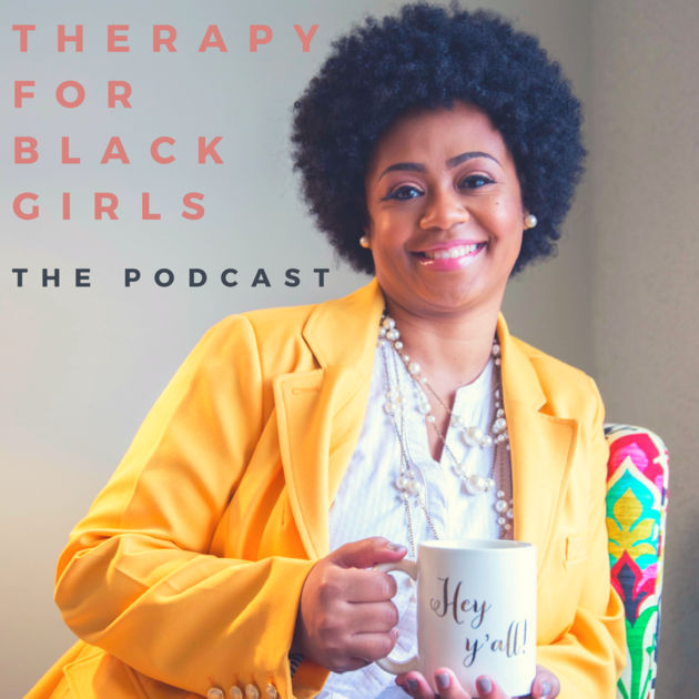 Therapy For Black Girls cover art