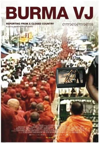 Burma VJ: Reporting from a closed country cover art