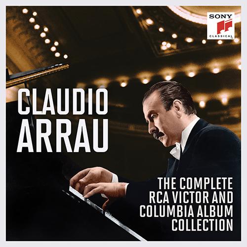 C;audio Arrau Album Art