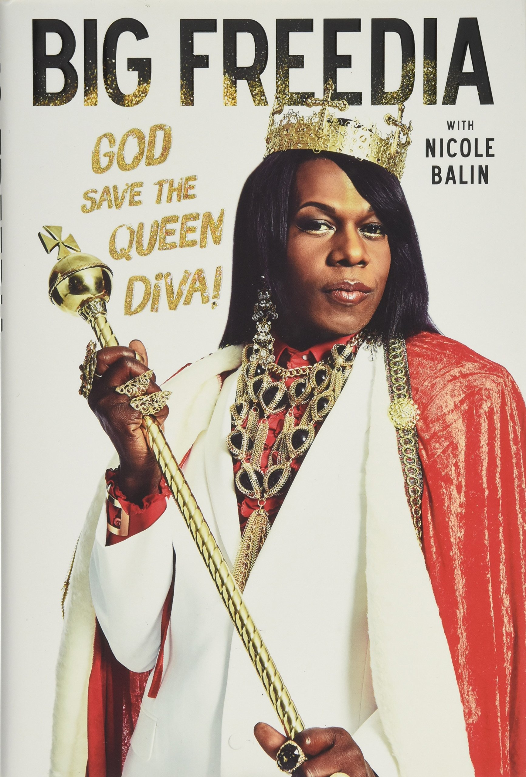 Big Freedia's God Save the Queen Cover Art