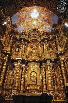 Colonial Architecture in Latin America