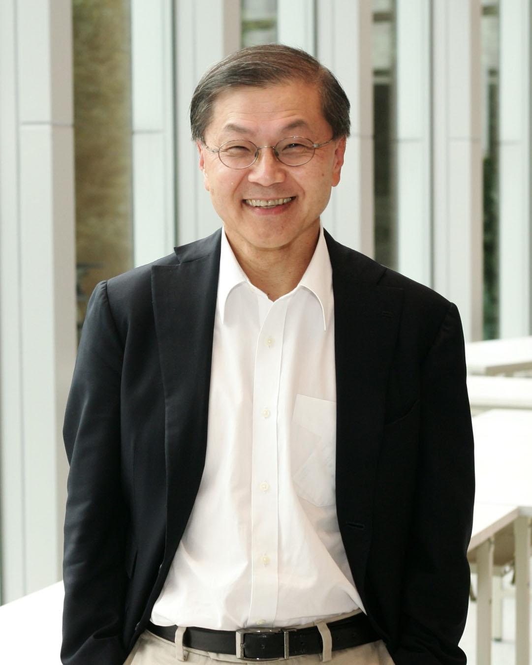 David Ho Headshot