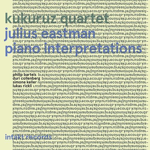 Julius Eastman album cover art