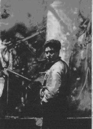 Roberto Matta headshot