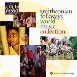 Smithsonian Folkways World Music Collection Album Art