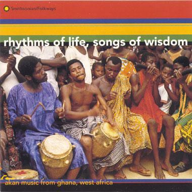 Rhythms of life, songs of wisdom Album Art