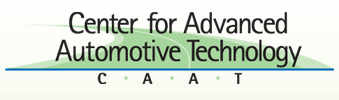 Logo for the Center for Automotive Technology
