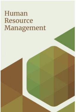 Human Resources textbook cover