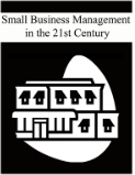 Cover image for textbook Small Business Management in the 21st Century