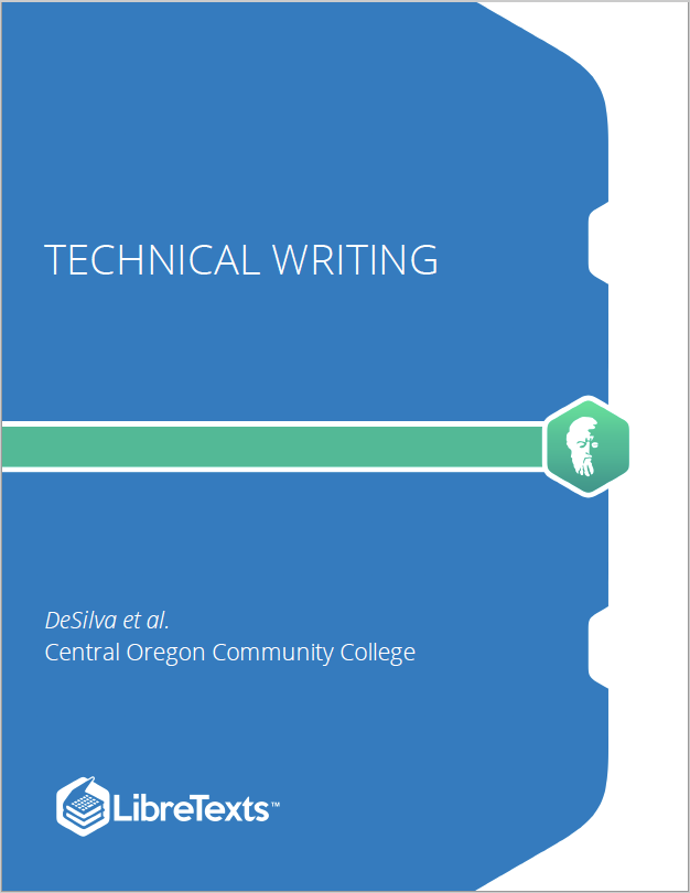 Image of book cover Technical Writing by DeSilva