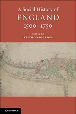 A social history of England, 1500-1750