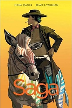 Saga. Volume eight