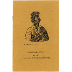Booklet about Chief Black Hawk