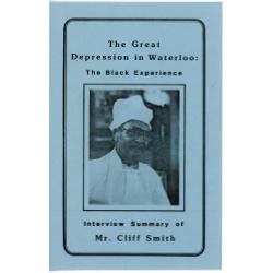 Booklet about Mr. Cliff Smith.