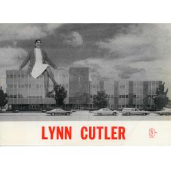 Image of flyer for Lynn Culter.