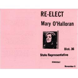 Image of political flyer.