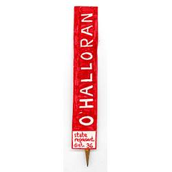 Image of campaign pencil.