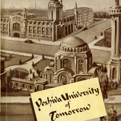 Yeshiva University of Tomorrow