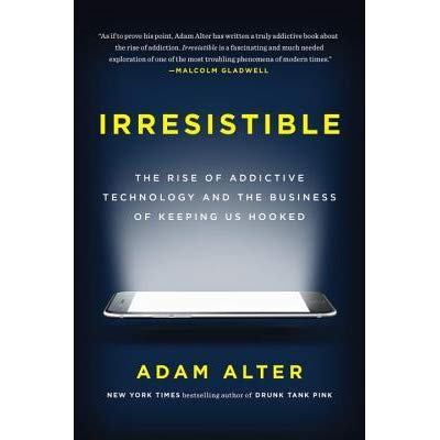 Cover of Irresistible.