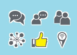 """Image of social network icons <a href=""""https://icon-library.net/icon/social-networks-icon-18.html"""">Social Networks Icon #168031</a>"""