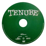 Image of a CD with the word TENURE