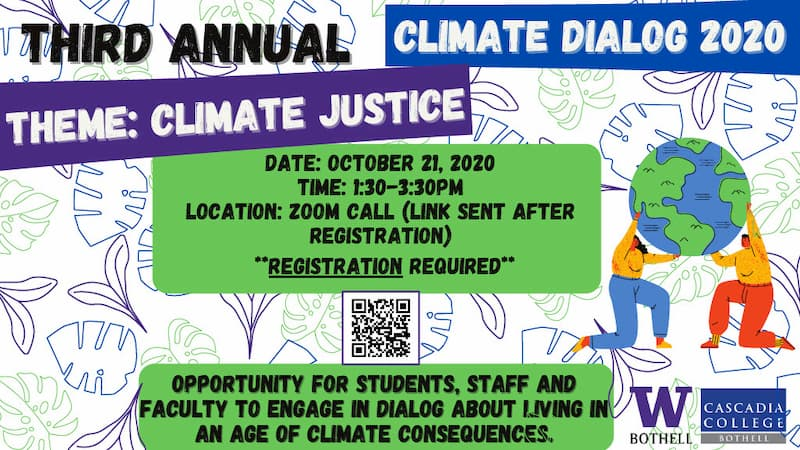 Community Reads 2020-21 Environmental Justice Join Our Fall Online Conversation