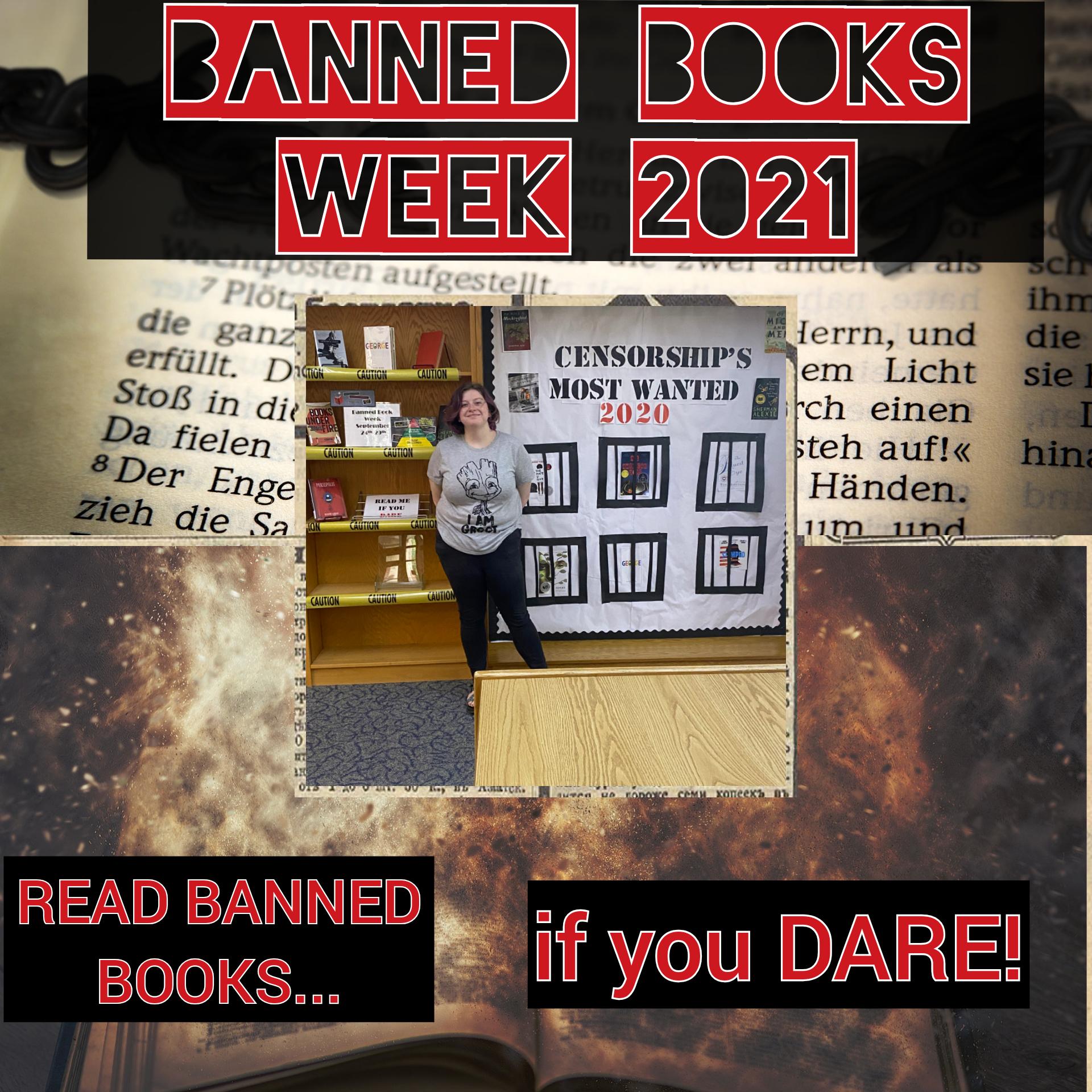 Banned Book Week 2021